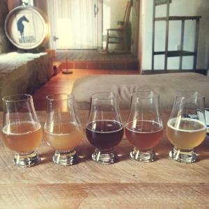 Rockmill Brewery Tasting